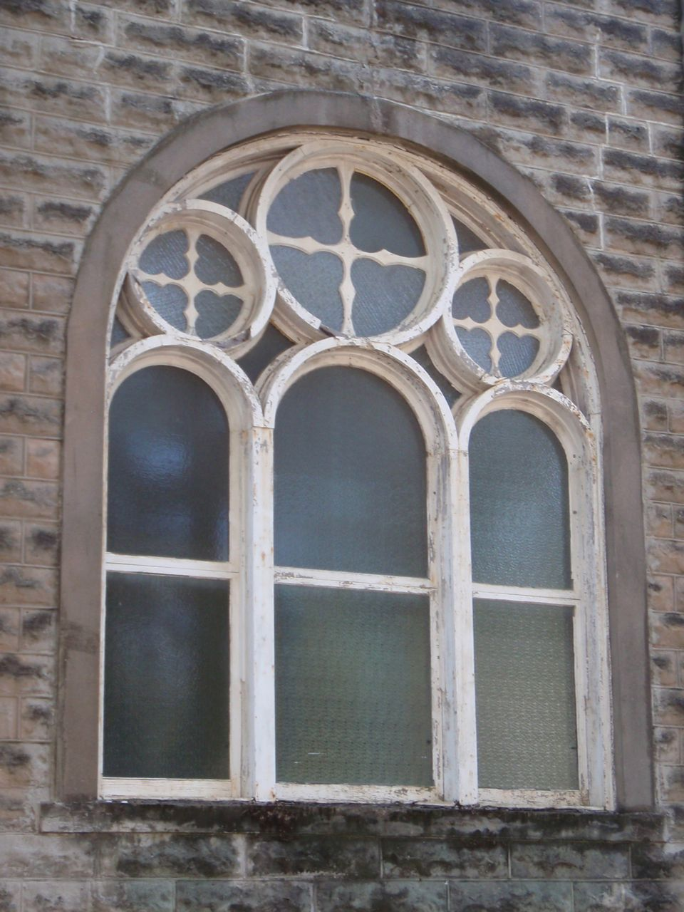 Simple Church Window