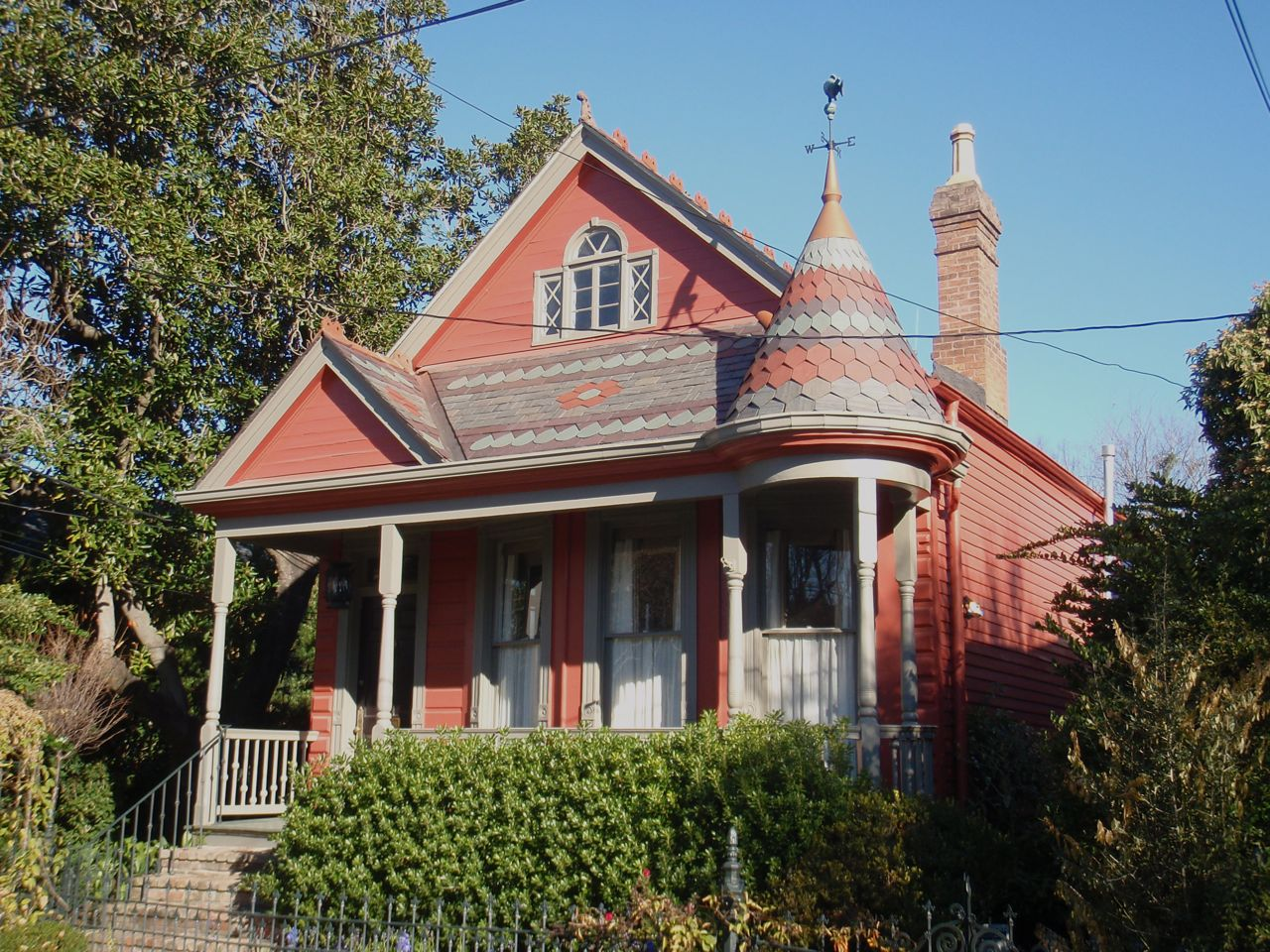 In Search Of Storybook Houses 1 Nola Details