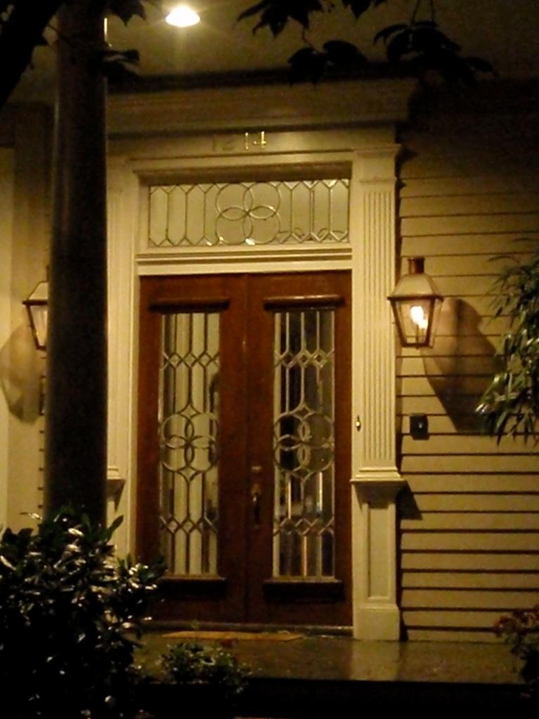 A door for Jeanne